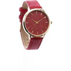 Czerwony Zegarek Limits. Czerwone zegarki damskie Born2be. Za 24,99 zł.