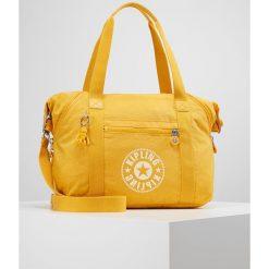 Kipling ART Torebka lively yellow. Żółte torebki klasyczne damskie Kipling. Za 379,00 zł.