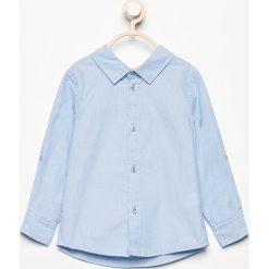 Koszula - Niebieski. Białe koszule chłopięce marki FOUGANZA, z bawełny. W wyprzedaży za 69,99 zł.