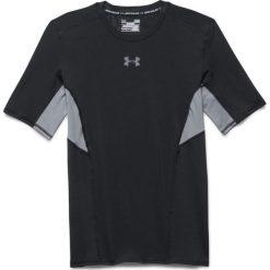 Under Armour Koszulka męska CoolSwitch M czarna r. S (1271334-001). Szare koszulki sportowe męskie marki Under Armour, z elastanu, sportowe. Za 115,55 zł.