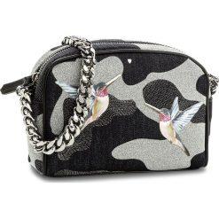 Torebki klasyczne damskie: Torebka PHILIPPE MODEL – Laval Bag B04D C005 Camouflage Colibri Denim