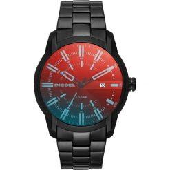 Zegarek DIESEL - Armbar DZ1870 Black/Black. Czarne zegarki męskie Diesel. Za 999,00 zł.