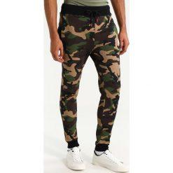 Spodnie dresowe męskie: YOURTURN Spodnie treningowe oliv
