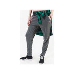 Spodnie dresowe damskie: GREY BASIC SWEATPANTS