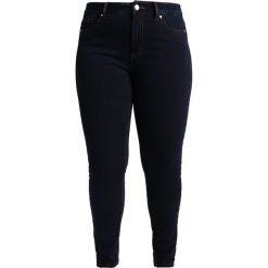 Ashley Graham x Marina Rinaldi IDRASTE Jeans Skinny Fit marine blau. Niebieskie jeansy damskie relaxed fit Ashley Graham x Marina Rinaldi, z bawełny. W wyprzedaży za 923,30 zł.