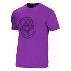 Bluzki asymetryczne: BERG OUTDOOR Koszulka DENALI T-SHIRT Fioletowa r. M