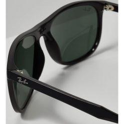 RayBan Okulary przeciwsłoneczne black/green. Czarne okulary przeciwsłoneczne męskie aviatory Ray-Ban. Za 699,00 zł.