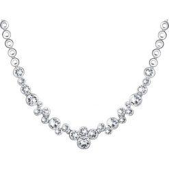 Naszyjniki damskie: Naszyjnik z kryształkami Swarovski – dł. 41,2 cm