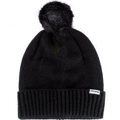 Czapka CONVERSE - CON538 Black. Czarne czapki damskie marki Converse. Za 119,00 zł.