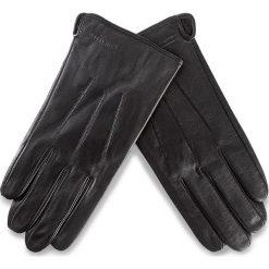 Rękawiczki Męskie WITTCHEN - 39-6L-308-1 Czarny. Czarne rękawiczki męskie Wittchen, ze skóry. W wyprzedaży za 149,00 zł.