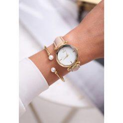 Jasnobeżowy Zegarek On the Loose. Brązowe zegarki damskie other. Za 49,99 zł.