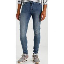 Cheap Monday HIM SPRAY Jeans Skinny Fit set blue. Niebieskie rurki męskie Cheap Monday. W wyprzedaży za 167,20 zł.