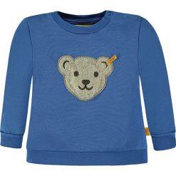Bluzy niemowlęce: Bluza w kolorze niebieskim