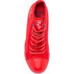 Big Star - Trampki. Czerwone trampki i tenisówki damskie marki BIG STAR, z gumy. W wyprzedaży za 99,90 zł.