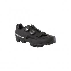 Buty na rower MTB XC 500. Czarne buty fitness męskie marki Kazar, z nubiku, przed kolano, na wysokim obcasie. Za 339,99 zł.