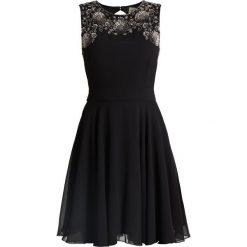 Sukienki hiszpanki: Lace & Beads ASHA SKATER Sukienka koktajlowa black