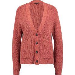 Swetry damskie: mbyM COMIX Kardigan copper brick