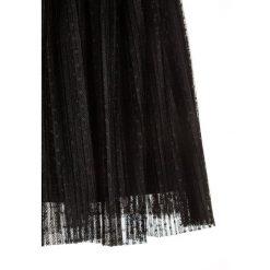 Spódniczki dziewczęce z falbankami: 3 Pommes KID GIRL PETTICOAT Spódnica plisowana black
