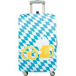 Walizki: Pokrowiec na walizkę LOQI Travel Pretzel