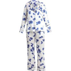 Piżamy damskie: Hesper Fox LISBON EVIE PRINT Piżama white/dark blue
