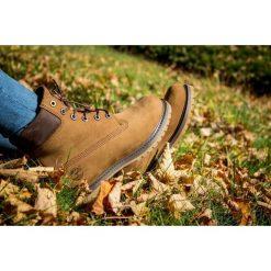Buty trekkingowe damskie: Timberland Buty damskie 6 Premium Boot brązowe r. 37.5 (A19RI)