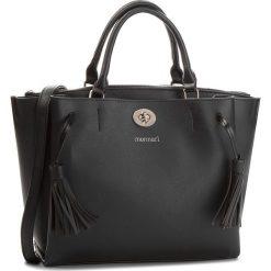 Torebka MONNARI - BAGB170-020 Black. Czarne torebki klasyczne damskie Monnari, ze skóry ekologicznej. W wyprzedaży za 209,00 zł.