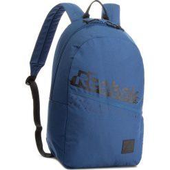 Plecak Reebok - Style Found Followg Bp CZ9754 Bunblu. Niebieskie plecaki męskie Reebok, z materiału, sportowe. W wyprzedaży za 119,00 zł.