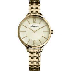 Zegarki damskie: Zegarek Adriatica Biżuteryjny damski A3433.1151Q złoty