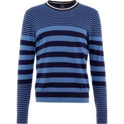 PS by Paul Smith MENS PULLOVER CREW NECK Sweter blue. Niebieskie swetry klasyczne męskie PS by Paul Smith, m, z bawełny. Za 609,00 zł.