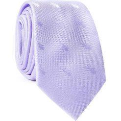 Krawat KWFR001762. Fioletowe krawaty męskie Giacomo Conti. Za 69,00 zł.