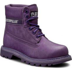 Trapery CATERPILLAR - Colorado P308860 Purple. Fioletowe buty zimowe damskie marki NEWFEEL, z poliesteru, do biegania. W wyprzedaży za 339,00 zł.