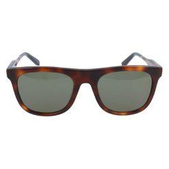 """Okulary przeciwsłoneczne męskie: Okulary przeciwsłoneczne """"SF864S"""" w kolorze brązowo-srebrno-czarnym"""