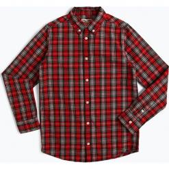 Review - Koszula chłopięca, niebieski. Niebieskie koszule chłopięce Review, w kratkę, z bawełny. Za 89,95 zł.