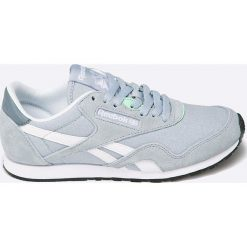 Reebok Classic - Buty. Szare buty sportowe damskie reebok classic Reebok Classic, z gumy. W wyprzedaży za 219,90 zł.