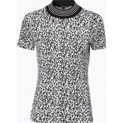 Comma - Sweter damski, czarny. Czarne swetry klasyczne damskie comma, z motywem zwierzęcym, z dzianiny. Za 179,95 zł.