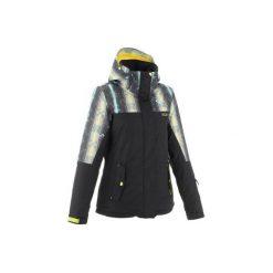 Kurtka ROXY SNOW SIDE. Białe kurtki damskie marki Roxy, l, z nadrukiem, z materiału. W wyprzedaży za 499,99 zł.