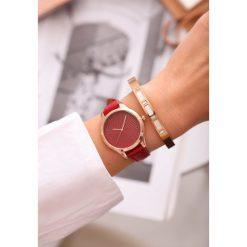 Czerwony Zegarek Portfolio. Czerwone zegarki damskie other. Za 29,99 zł.