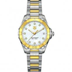 ZEGAREK TAG HEUER Aquaracer Lady WAY1351.BD0917. Białe zegarki damskie TAG HEUER, ze stali. Za 19440,00 zł.