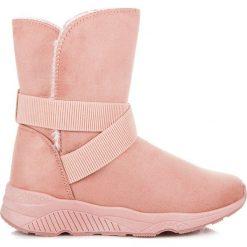 Buty zimowe damskie: Śniegowce FRANCESCA