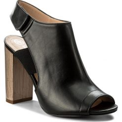 Sandały damskie: Sandały SOLO FEMME – 62441-35-H74/000-07-00 Czarny