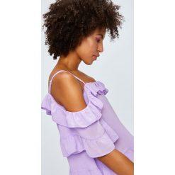 Odzież damska: Answear – Top Violet Kiss