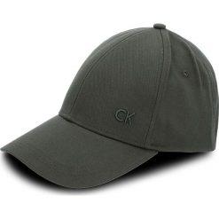 Czapka z daszkiem CALVIN KLEIN - Ck Baseball Cap Unisex K50K502533 302. Zielone czapki z daszkiem męskie marki Calvin Klein, z bawełny. Za 129,00 zł.