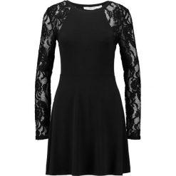 Sukienki hiszpanki: Ivyrevel LACE DRESS Sukienka z dżerseju black