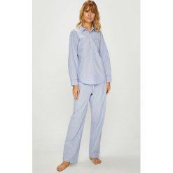 Lauren Ralph Lauren - Piżama. Szare piżamy damskie Lauren Ralph Lauren, l, z bawełny. W wyprzedaży za 379,90 zł.