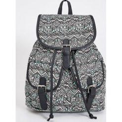 Plecaki damskie: Plecak etno – Wielobarwn
