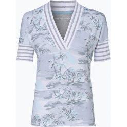 Odzież damska: Marc Cain Sports – T-shirt damski, szary
