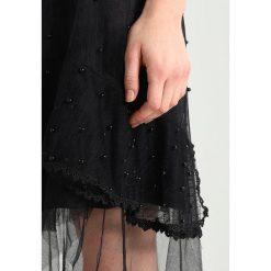 Długie spódnice: Navy London GRACE Długa spódnica black