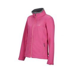 Kurtki damskie softshell: BERG OUTDOOR Kurtka damska Anglem Softshell Jacket różowa r. S (P-10-HK3221104-651-S)