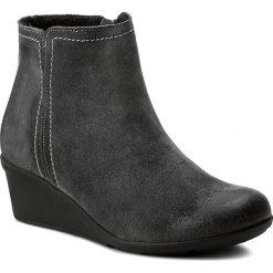 Botki SERGIO BARDI - Aosta FW127258217LK 809. Szare buty zimowe damskie Sergio Bardi, ze skóry. W wyprzedaży za 209,00 zł.