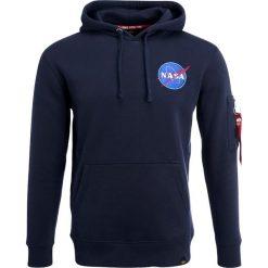 Bejsbolówki męskie: Alpha Industries SPACE SHUTTLE  Bluza z kapturem rep blue
